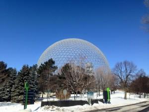 Montréal biosphère.